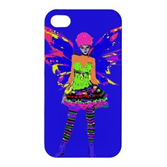Fairy Punk Apple Iphone 4/4s Premium Hardshell Case by icarusismartdesigns
