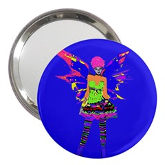 Fairy Punk 3  Handbag Mirrors by icarusismartdesigns