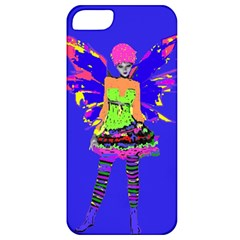 Fairy Punk Apple Iphone 5 Classic Hardshell Case by icarusismartdesigns