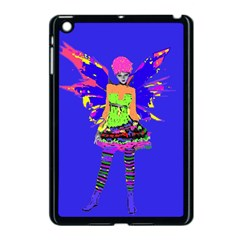 Fairy Punk Apple Ipad Mini Case (black) by icarusismartdesigns