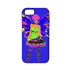 Fairy Punk Apple Iphone 5 Classic Hardshell Case (pc+silicone) by icarusismartdesigns
