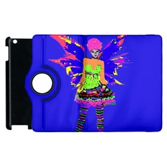 Fairy Punk Apple Ipad 3/4 Flip 360 Case by icarusismartdesigns