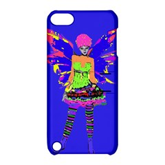 Fairy Punk Apple Ipod Touch 5 Hardshell Case With Stand by icarusismartdesigns