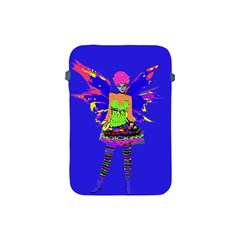 Fairy Punk Apple Ipad Mini Protective Soft Cases by icarusismartdesigns