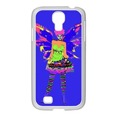 Fairy Punk Samsung Galaxy S4 I9500/ I9505 Case (white) by icarusismartdesigns