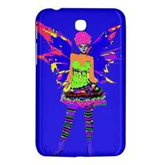 Fairy Punk Samsung Galaxy Tab 3 (7 ) P3200 Hardshell Case  by icarusismartdesigns
