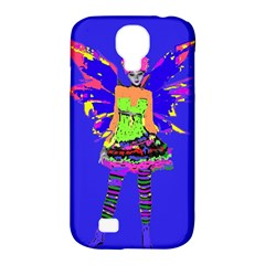 Fairy Punk Samsung Galaxy S4 Classic Hardshell Case (pc+silicone) by icarusismartdesigns