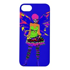 Fairy Punk Apple Iphone 5s Hardshell Case by icarusismartdesigns