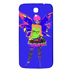 Fairy Punk Samsung Galaxy Mega I9200 Hardshell Back Case by icarusismartdesigns