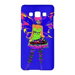 Fairy Punk Samsung Galaxy A5 Hardshell Case  by icarusismartdesigns