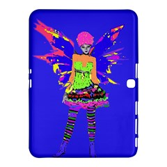 Fairy Punk Samsung Galaxy Tab 4 (10 1 ) Hardshell Case  by icarusismartdesigns