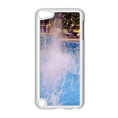 Splash 3 Apple Ipod Touch 5 Case (white) by icarusismartdesigns