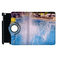 Splash 3 Apple Ipad 2 Flip 360 Case by icarusismartdesigns