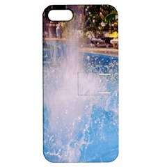 Splash 3 Apple Iphone 5 Hardshell Case With Stand by icarusismartdesigns