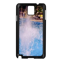 Splash 3 Samsung Galaxy Note 3 N9005 Case (black) by icarusismartdesigns
