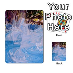 Splash 4 Multi Purpose Cards (rectangle)  by icarusismartdesigns