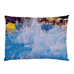 Splash 4 Pillow Cases by icarusismartdesigns