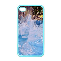 Splash 4 Apple Iphone 4 Case (color) by icarusismartdesigns