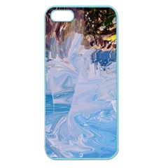 Splash 4 Apple Seamless Iphone 5 Case (color) by icarusismartdesigns