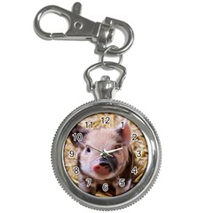 Sweet Piglet Key Chain Watches