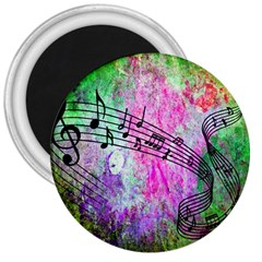 Abstract Music  3  Magnets by ImpressiveMoments