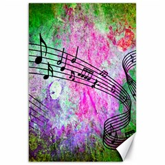 Abstract Music  Canvas 20  X 30