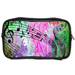 Abstract Music  Toiletries Bags 2 Side