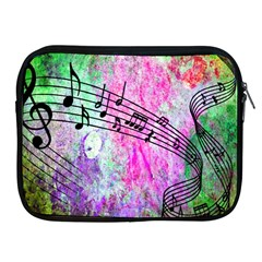 Abstract Music  Apple Ipad 2/3/4 Zipper Cases by ImpressiveMoments