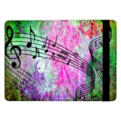Abstract Music  Samsung Galaxy Tab Pro 12 2  Flip Case