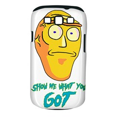 Show Me What You Got New Fresh Samsung Galaxy S Iii Classic Hardshell Case (pc+silicone) by kramcox