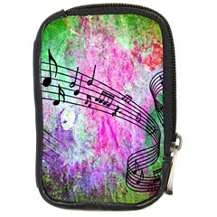 Abstract Music 2 Compact Camera Cases