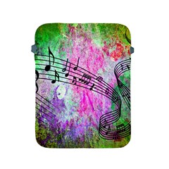 Abstract Music 2 Apple Ipad 2/3/4 Protective Soft Cases