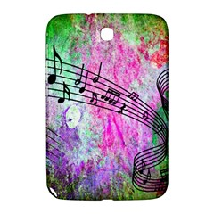 Abstract Music 2 Samsung Galaxy Note 8 0 N5100 Hardshell Case
