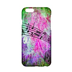 Abstract Music 2 Apple Iphone 6 Hardshell Case