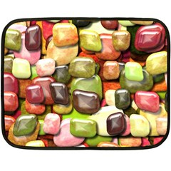 Stones 001 Fleece Blanket (mini)