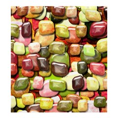 Stones 001 Shower Curtain 66  X 72  (large)