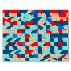 Miscellaneous Shapes Jigsaw Puzzle (rectangular) by LalyLauraFLM