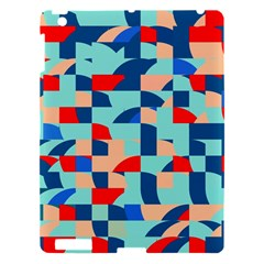 Miscellaneous Shapes Apple Ipad 3/4 Hardshell Case by LalyLauraFLM