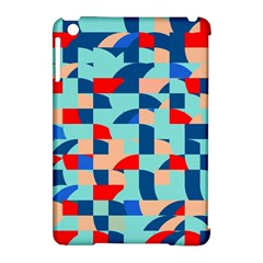 Miscellaneous Shapes Apple Ipad Mini Hardshell Case (compatible With Smart Cover) by LalyLauraFLM