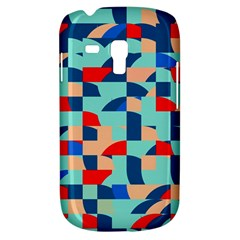 Miscellaneous Shapes Samsung Galaxy S3 Mini I8190 Hardshell Case by LalyLauraFLM