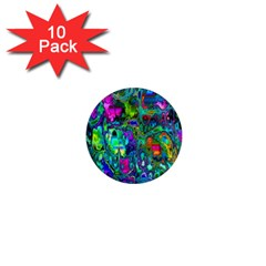 Inked Spot 1  Mini Magnet (10 Pack)  by TheWowFactor