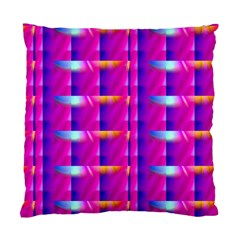 Pink Cell Mate Standard Cushion Cases (two Sides)  by TheWowFactor