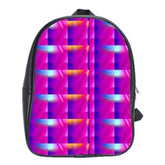 Pink Cell Mate School Bags(large)  by TheWowFactor