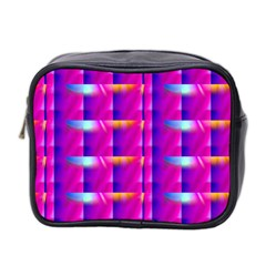 Pink Cell Mate Mini Toiletries Bag 2 Side by TheWowFactor