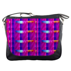 Pink Cell Mate Messenger Bags by TheWowFactor