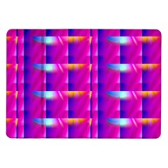 Pink Cell Mate Samsung Galaxy Tab 10 1  P7500 Flip Case by TheWowFactor