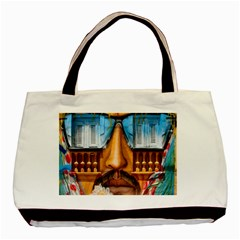Graffiti Sunglass Art Basic Tote Bag (two Sides)  by TheWowFactor