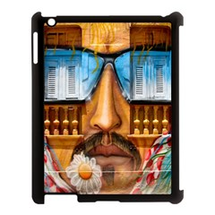 Graffiti Sunglass Art Apple Ipad 3/4 Case (black) by TheWowFactor