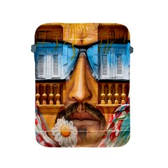 Graffiti Sunglass Art Apple Ipad 2/3/4 Protective Soft Cases by TheWowFactor