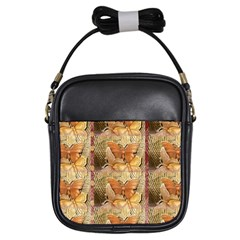 Butterflies Girls Sling Bags by TheWowFactor